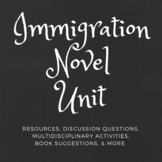 Immigration Novel Unit: Shooting Kabul/Inside Out & Back A