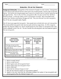 Immigration: Old and New Immigrants Worksheet with Answer Key