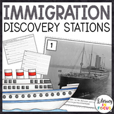 Immigration Activity | Photo Stations | Ellis Island | Immigrants