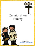 Immigration Poetry and Song Analysis