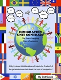 Immigration Project Contract: 6 Exciting Multidisciplinary