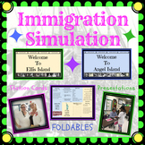 Immigration Simulation