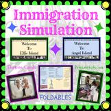Immigration Simulation