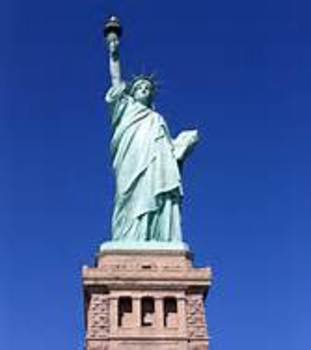 Immigration: The Statue of Liberty