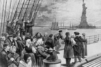 Immigration - US History