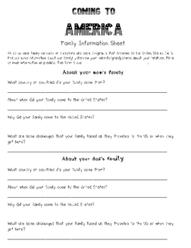 Immigration Unit  & Coming to America Celebration