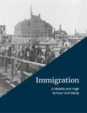 Immigration Unit Study