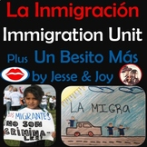 Immigration Unit PLUS Un Besito Más by Jesse & Joy - La Inmigración