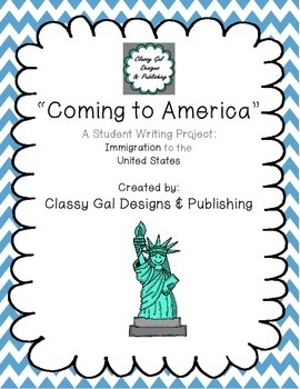 Immigration Writing Project