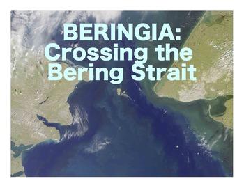 Immigration and America:  Beringia to 1790:  A SmartBoard Intro for Grades 3-6