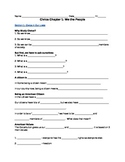 Immigration and Citizenship Guided Notes Civics