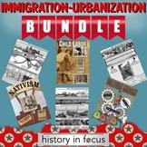 Immigration and Urbanization