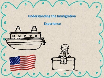 Immigration experience