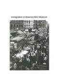 Immigration in America Mini Museum