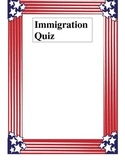 Immigration quiz