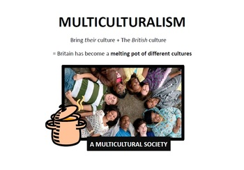 Immigration to Britain - introducing multicultural Britain in 5-10 minutes
