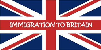 Immigration to Britain - introducing multicultural Britain