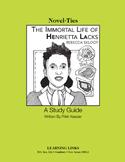 Immortal Life of Henrietta Lacks - Novel-Ties Study Guide