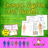Immune Lymphatic System Unit Bundle
