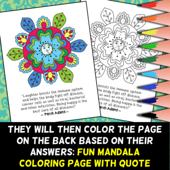 Immune System Color by Number - Science Color By Number