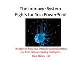 Immune System:  Pathogens and Defense Mechanism Powerpoint