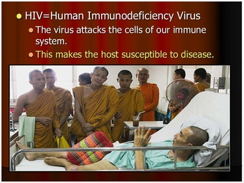 Immune System Lesson, HIV, AIDS, STD's