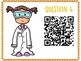 Immune System QR Code Hunt (Content Review or Notebook Quiz)
