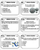 Immune System Task Cards/ Lymphatic System Task Cards  (Human Body Systems)
