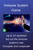 Immune System: a group game