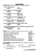 Immune System worksheet # 3