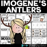 Imogene's Antlers (Book Questions, Vocabulary, & Antler Ph