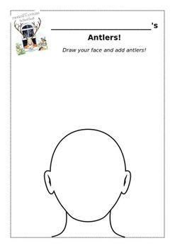Imogene's Antlers Worksheet