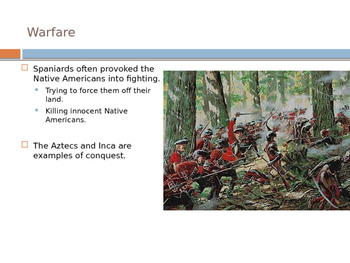 New France & Impact of Colonization on Native Americans PowerPoint