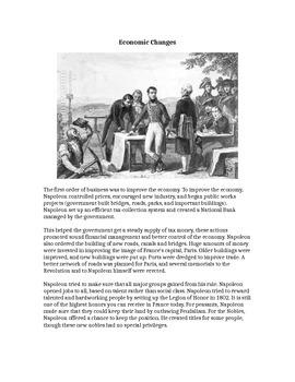 Impact of Napoleon