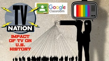 Impact of T.V. on U.S. History--Knowledge Bank