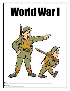 Impact of World War I (bundle)