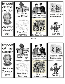 Impact of the Election of Andrew Jackson