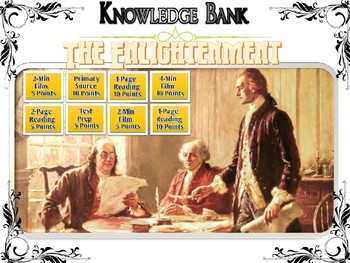 Impact of the Enlightenment (Founding Fathers) Digital Knowledge Bank