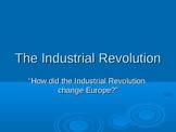 Industrial Revolution Impact