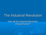 Industrial Revolution Impact