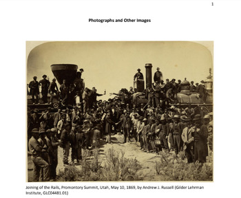 Impact of the Transcontinental Railroad Activity