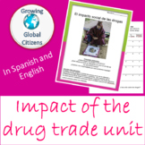 Impact of the drug trade: el narcotrafico