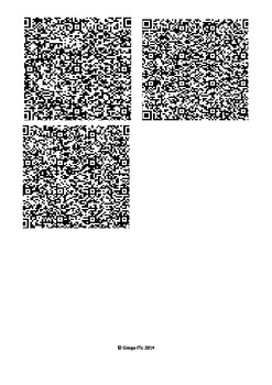 Impacts Of The Syrian Conflict - QR Code Hunt