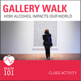 ALCOHOL ACTIVITY: Gallery Walk- Cooperative Learning Activity* HEALTH CLASS