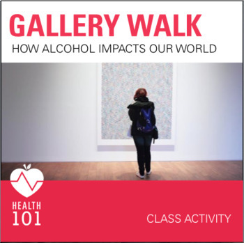 Impacts of Alcohol Gallery Walk