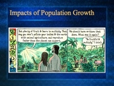 PowerPoint:  Impacts of Population Growth