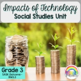 Impacts of Technology- SK Outcome RW3.3