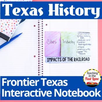 Texas Frontier Notebook Kit