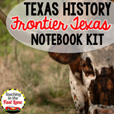 Texas Frontier Notebook Kit