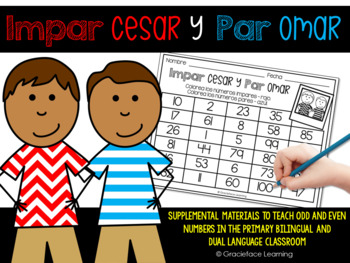 Impar Cesar y Par Omar - A Spanish Math Center